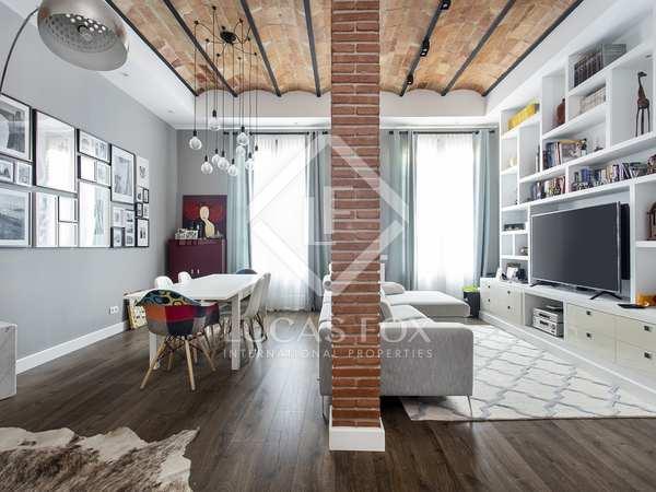 Appartamento di 160m² con 12m² terrazza in affitto a Eixample Destro