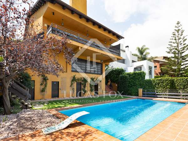 Дом / Вилла аренда в Bellamar, Барселона