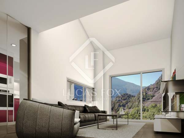 168m² luxury penthouse for sale in Andorra la Vella, Andorra
