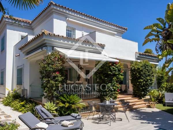 334m² House / Villa with 550m² garden for sale in San Pedro de Alcántara / Guadalmina