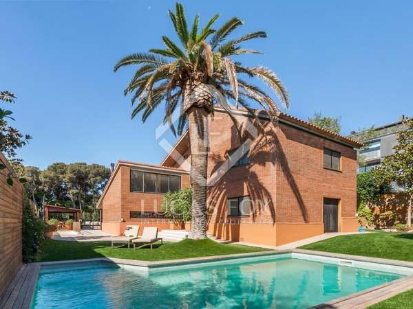 500m² Haus / Villa mit 330m² garten zum Verkauf in Pedralbes