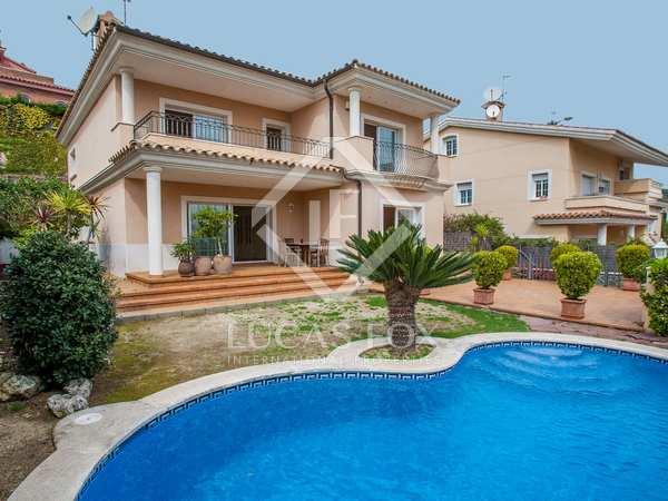 Huis / Villa van 460m² te koop in Premià de Dalt, Maresme