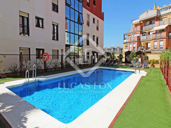 112m² Apartment with 110m² terrace for sale in Centro / Malagueta