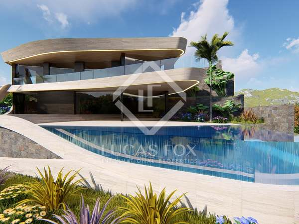 57,466m² House / Villa with 255m² terrace for sale in Jávea