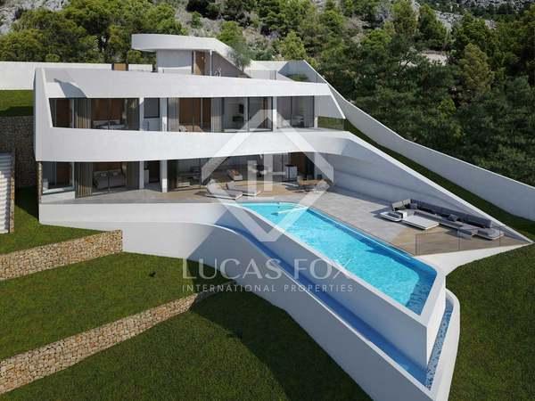 412m² House / Villa for sale in Altea, Costa Blanca