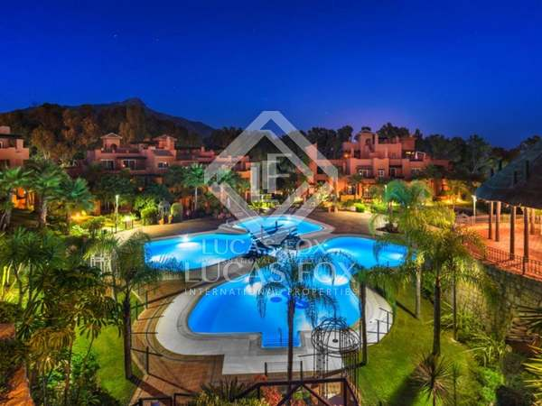 Luxury 2-bedroom penthouse for sale, Golf Valley, Marbella