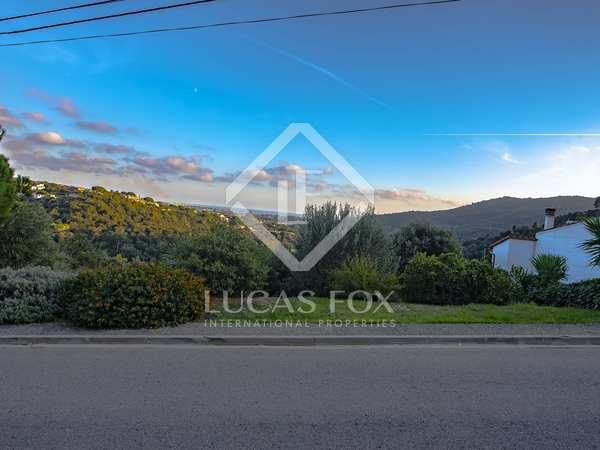 541m² Plot for sale in Calonge, Costa Brava