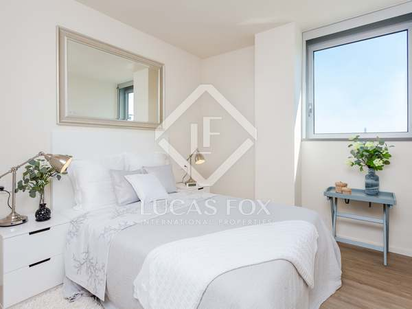 85 m² apartment with 8 m² terrace for sale in Diagonal Mar