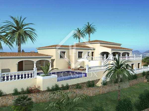 Casa / Villa de 521m² con 208m² terraza en venta en Cumbre del Sol