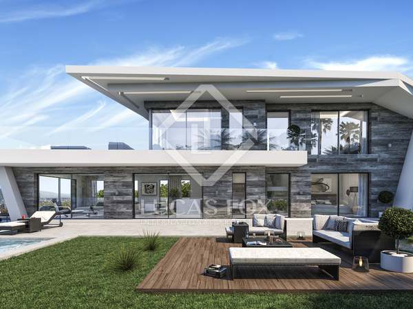 163m² House / Villa with 180m² terrace for sale in Jávea