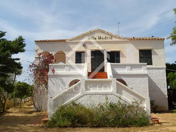 225 m² house for sale in Ciudadela, Menorca