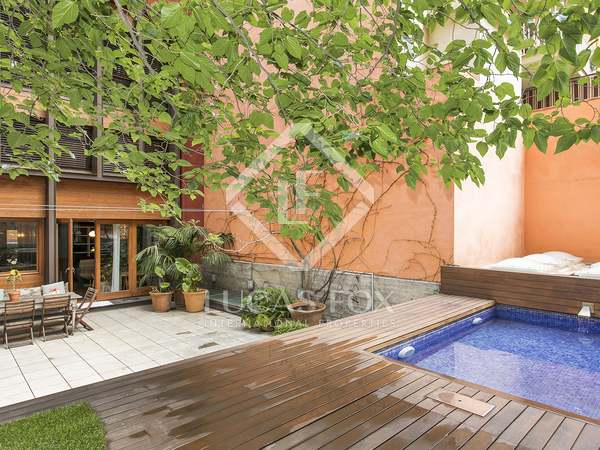 546m² house for rent in Gràcia, Barcelona
