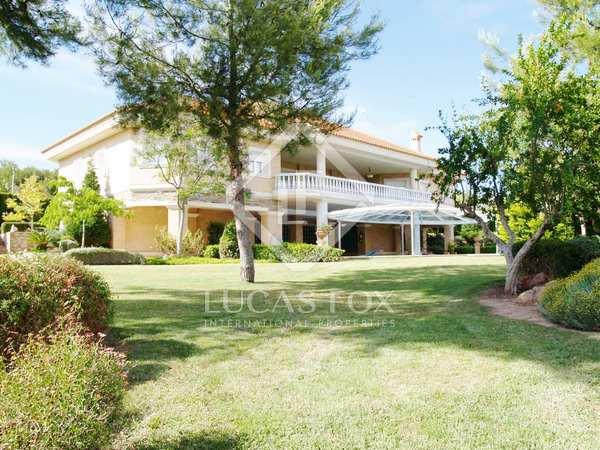 787m² Hus/Villa med 2,000m² Trädgård till salu i Puzol