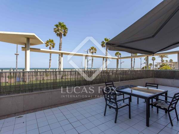 120 m² apartment with a terrace for sale in Patacona