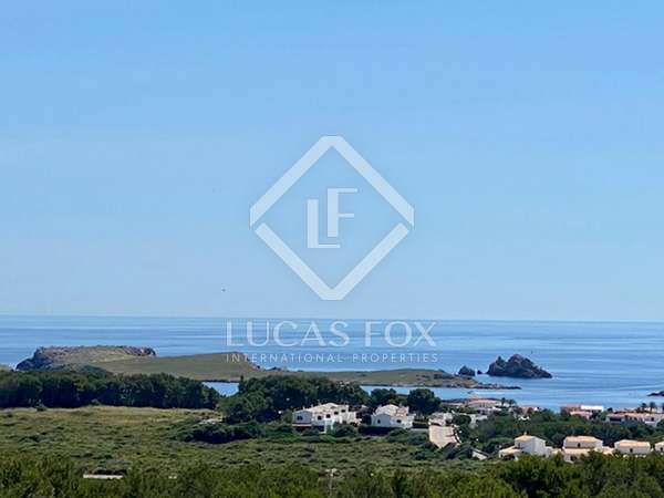 600m² Plot for sale in Mercadal, Menorca
