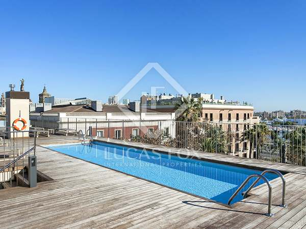 2-bedroom apartment to rent furnished on Plaza de Medinaceli