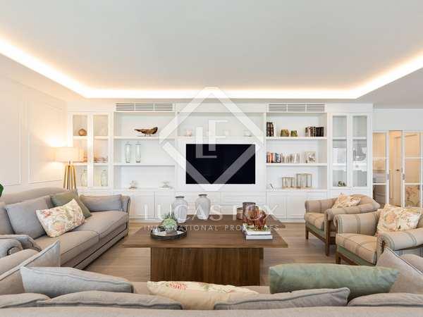 Piso de 220 m² con 21 m² de jardín en venta en Sant Cugat