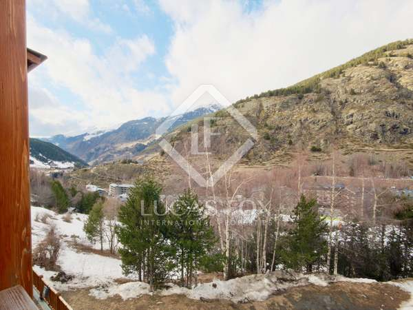 58m² Apartment with 20m² garden for sale in Grandvalira Ski area