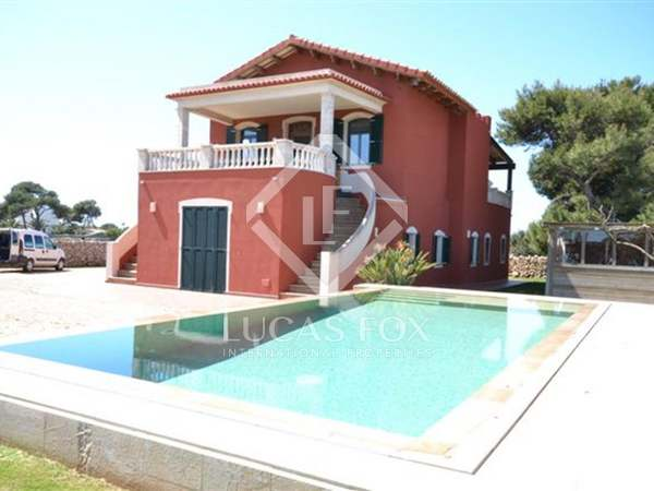 House with 22 m² terrace for sale in Menorca