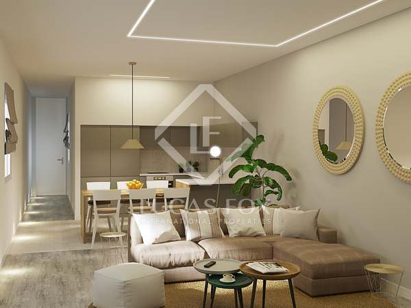 120 m² apartment for sale in Justicia, Madrid