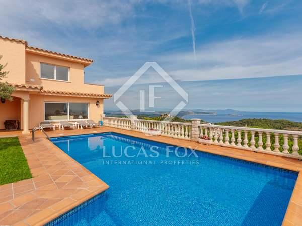 Casa de 488m² en venta en el centro de Begur, Costa Brava