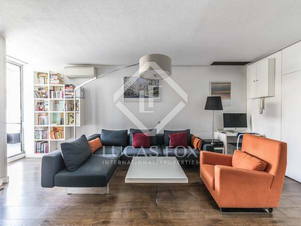 110 m² apartment for rent in Sol, Madrid