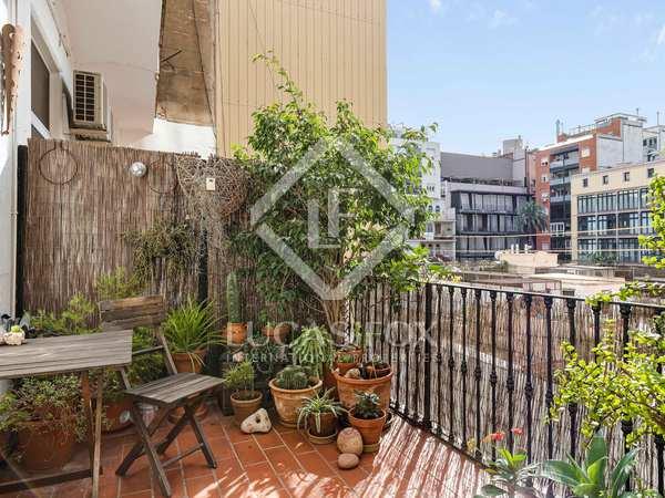 Piso de 115m² con 7m² terraza en venta en Eixample Derecho