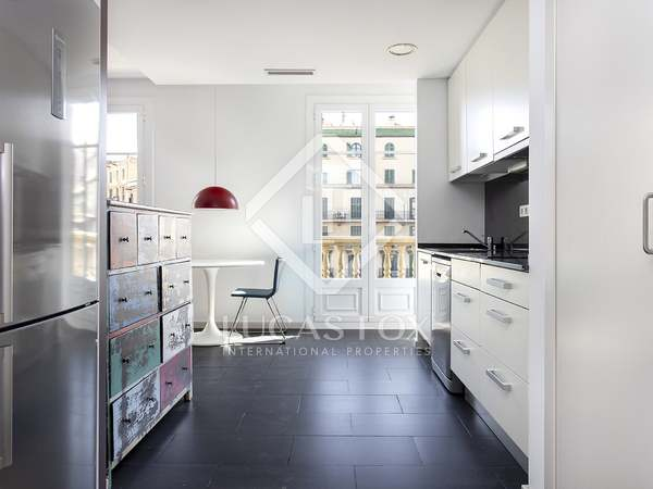Appartement van 55m² te huur in Eixample Links, Barcelona