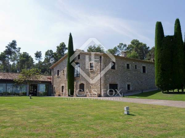 Girona country house for sale in the Alt Empordà