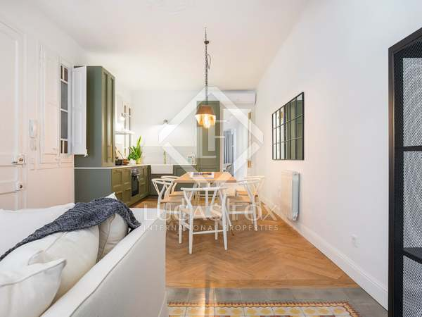 86m² Apartment for sale in Poblenou, Barcelona