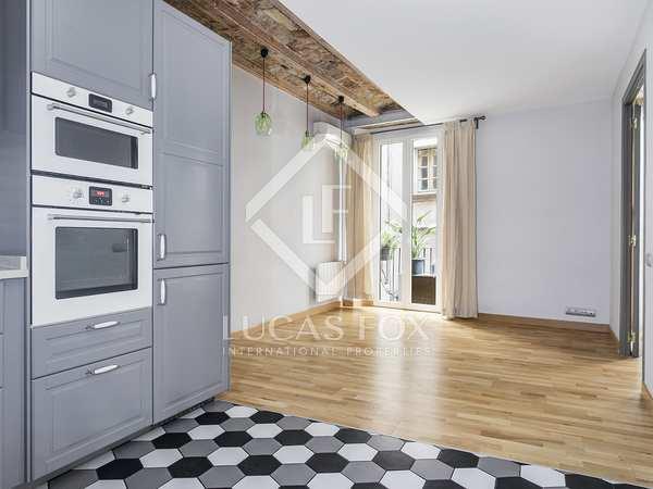 Appartement van 65m² te huur in El Born, Barcelona