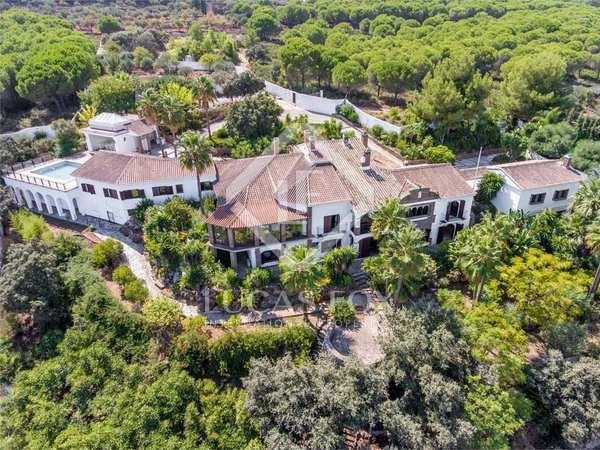 在 马拉加, 西班牙 1,256m² 出售 城堡/宫殿 包括 550m² 露台