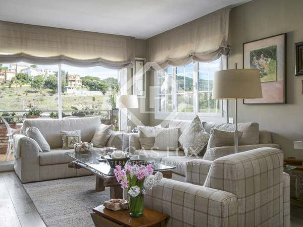 208 m² apartment for sale in Alella, Maresme