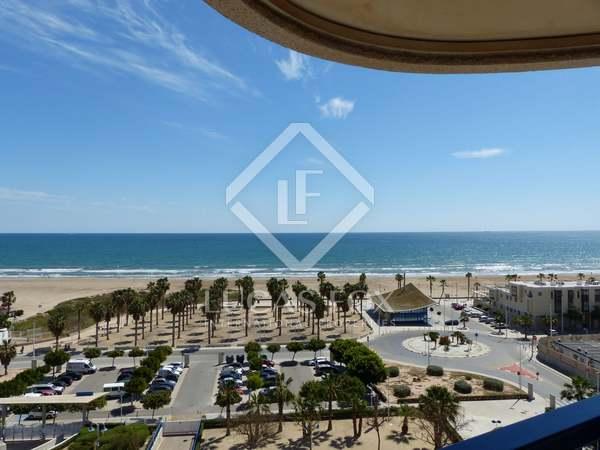 Piso de 105 m² con terraza en alquiler en la Patacona, Valencia