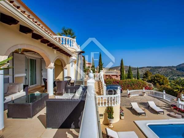 Huis / Villa van 500m² te koop in Finestrat, Alicante
