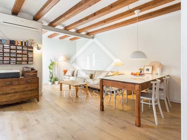 130 m² apartment for sale in El Raval, Barcelona