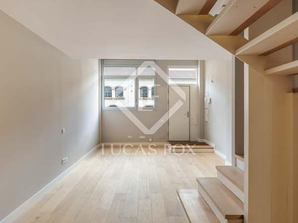 Piso de 115m² con terraza de 23m² en venta en Poblenou
