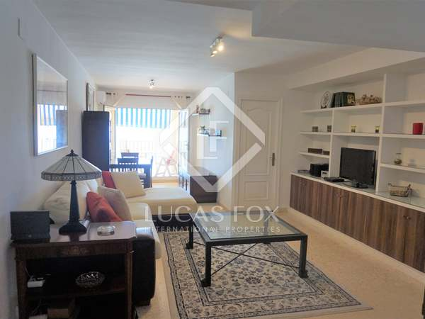 Apartment with 8 m² terrace for rent in Patacona / Alboraya