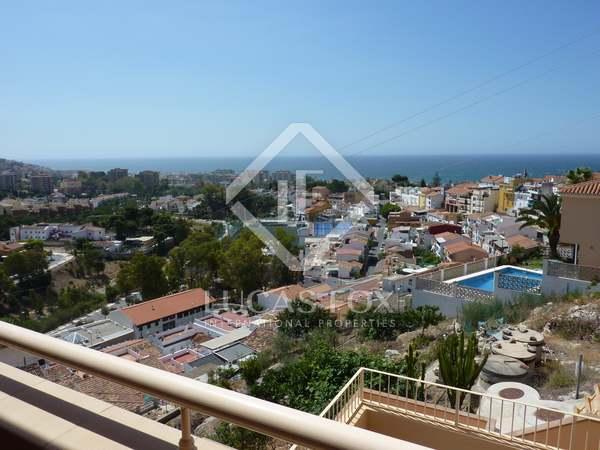 140m² House / Villa with 27m² garden for sale in East Málaga