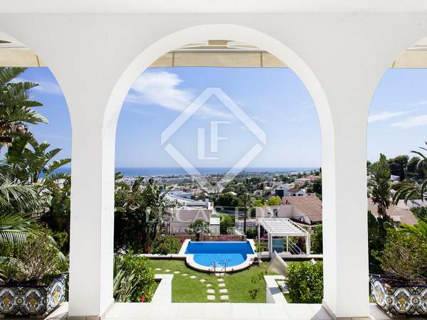257m² house for sale in Vallpineda, Sitges