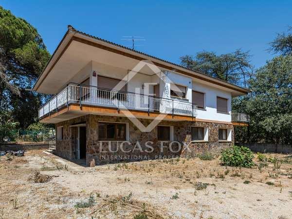 Villa de 360 m² en venta en Vallromanes, Barcelona