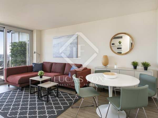 Apartamento de 2 dormitorios con terraza en venta en Diagonal Mar