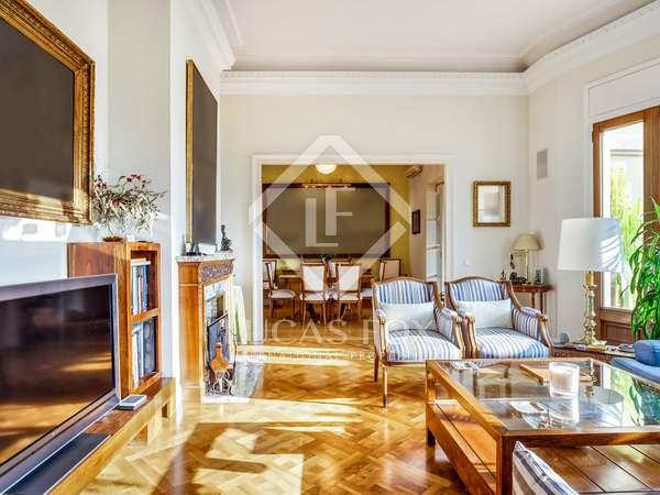 Penthouse de 277m² a vendre à Sant Gervasi - Galvany avec 95m² terrasse