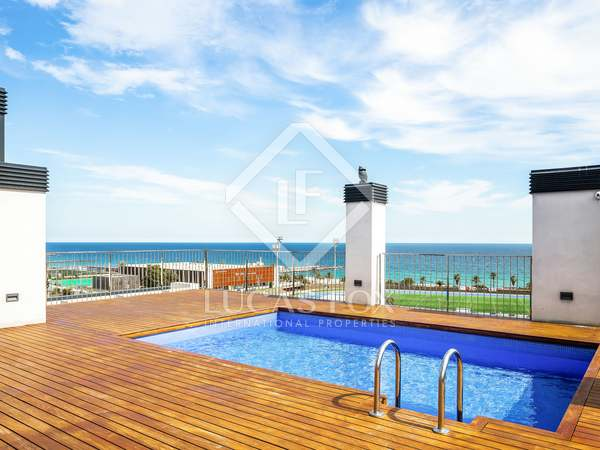 Piso de 89 m² con 9 m² de terraza en venta en Poblenou