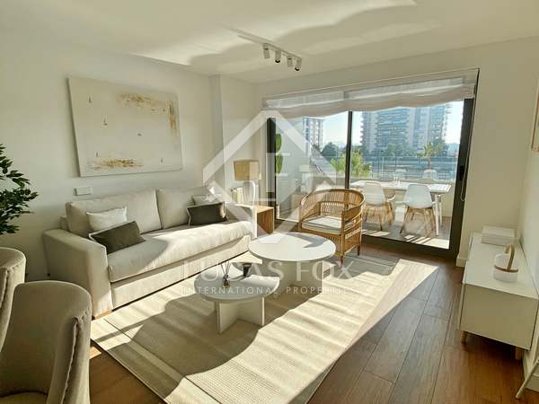 93m² Apartment with 23m² terrace for sale in Playa San Juan