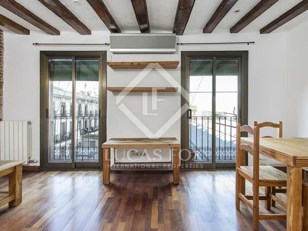 Appartement van 65m² te huur in Gótico, Barcelona