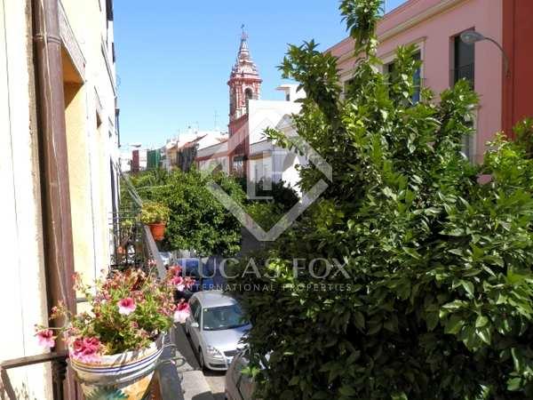 Casa adosada histórica en venta en Triana, Sevilla