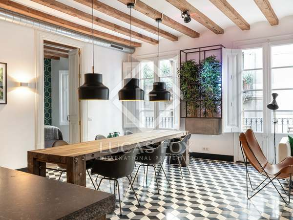 127m² Apartment for sale in El Born, Barcelona