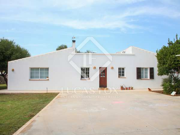 190m² Country house for sale in Ciudadela, Menorca