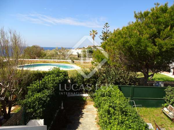 55m² Apartment for sale in Ciudadela, Menorca